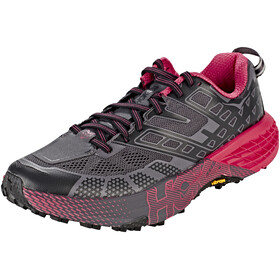 Hoka One One Speedgoat 2 Running Shoes Women black/azalea